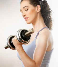 How to tone up flabby arms
